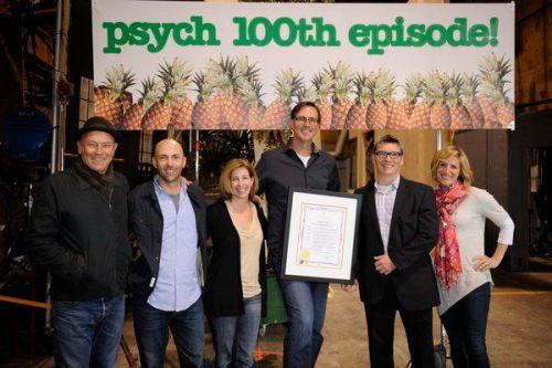 PSYCH - Season 7