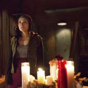 The Originals -- Pictured: Daniella Pineda as Sophie -- Image Number: OR420b_0538.jpg -- Photo: Bob Mahoney/The CW -- (c) 2013 The CW Network, LLC. All rights reserved.