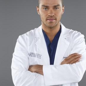 """GREY'S ANATOMY - ABC's """"Grey's Anatomy"""" stars Jesse Williams as Dr. Jackson Avery. (ABC/Bob D'Amico)"""