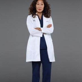 "GREY'S ANATOMY - ABC's ""Grey's Anatomy"" stars Sandra Oh as Dr. Cristina Yang. (ABC/Bob D'Amico)"