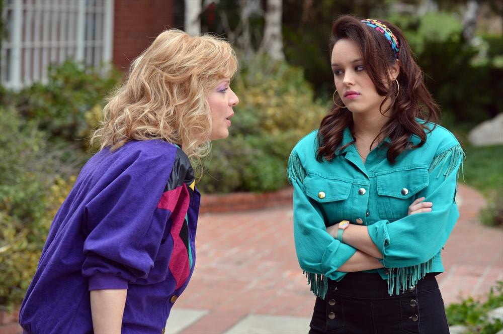Wendi Mclendon Covey Hayley Orrantia My Take On Tv