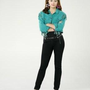 "THE GOLDBERGS - ABC's ""The Goldbergs"" stars Hayley Orrantia as Erica Goldberg. (ABC/Bob D'Amico)"