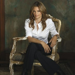 "CASTLE - ABC's ""Castle"" stars Stana Katic as NYPD Detective Kate Beckett. (ABC/Bob D'Amico)"