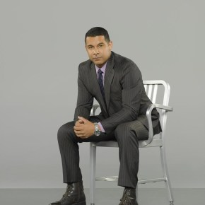 "CASTLE - ABC's ""Castle"" stars Jon Huertas as NYPD Detective Javier Esposito. (ABC/Bob D'Amico)"