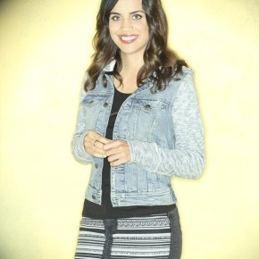 "TROPHY WIFE - ABC's ""Trophy Wife"" stars Natalie Morales as Meg. (ABC/Bob D'Amico)"
