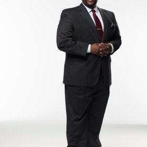 THE MICHAEL J FOX SHOW -- Season: 1 -- Pictured: Wendell Pierce as Harris -- (Photo by: Mark Seliger/NBC)