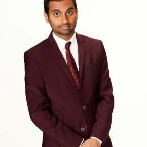 PARKS AND RECREATION -- Season: 5 -- Pictured: Aziz Ansari as Tom Haverford -- (Photo by: Chris Haston/NBC)