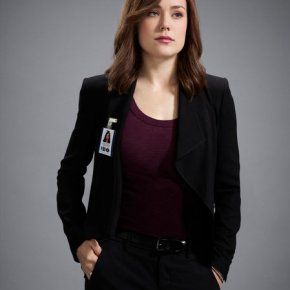THE BLACKLIST -- Season:Pilot -- Pictured: Megan Boone as Liz Keen -- (Photo by: Patrick Ecclesine/NBC)