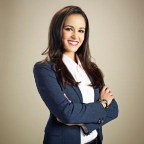 BROOKLYN NINE-NINE: Melissa Fumero as Detective Amy Santiago. BROOKLYN NINE-NINE premieres Tuesday, Sept. 17 (8:30-9:00 ET/PT) on FOX. ©2013 Fox Broadcasting Co. Cr: Mary Ellen Matthews/FOX
