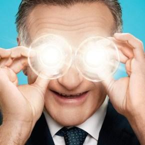 Robin Williams as Simon