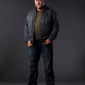 IRONSIDE -- Season:Pilot -- Pictured: Brent Sexton as Gary -- (Photo by: J.R. Mankoff/NBC)