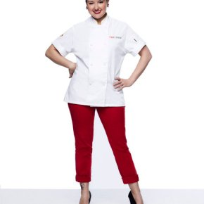 TOP CHEF -- Season:11 -- Pictured: Sara Johannes -- (Photo by: Justin Stephens/Bravo)