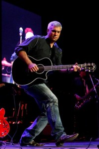 Taylor Hicks performs onstage during Bama Rising: A Benefit Concert For Alabama Tornado Recovery at the Birmingham Jefferson Convention Complex on June 14, 2011 in Birmingham, Alabama.