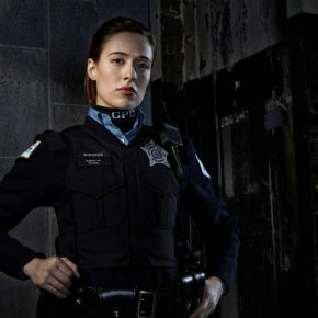 Marina Squerciati as Officer Kim Burgess