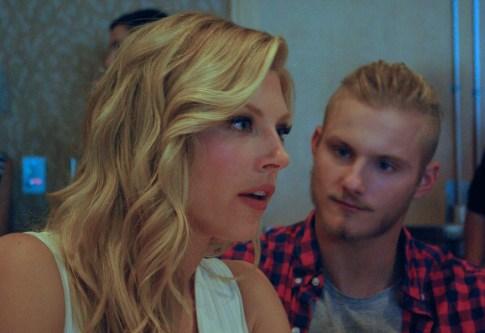 "Katheryn Winnick (Lagertha), Alexander Ludwig (Bjorn ""Ironside"" Lothbrok)1"