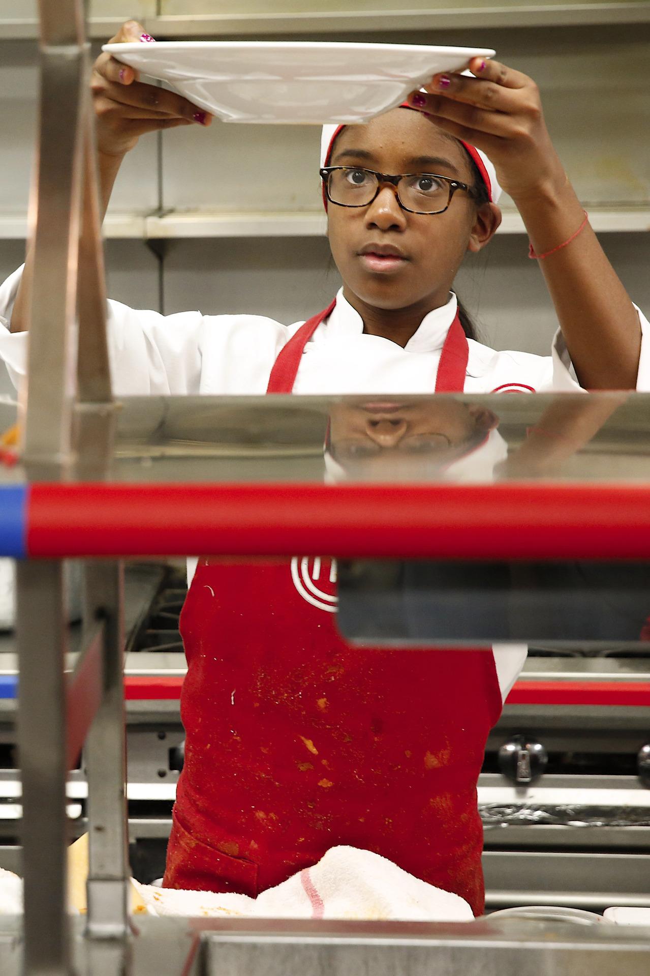 Secret Garden Restaurant Kitchen Nightmares Chef Ayla Tells Us About Cooking In The Masterchef Junior Kitchen