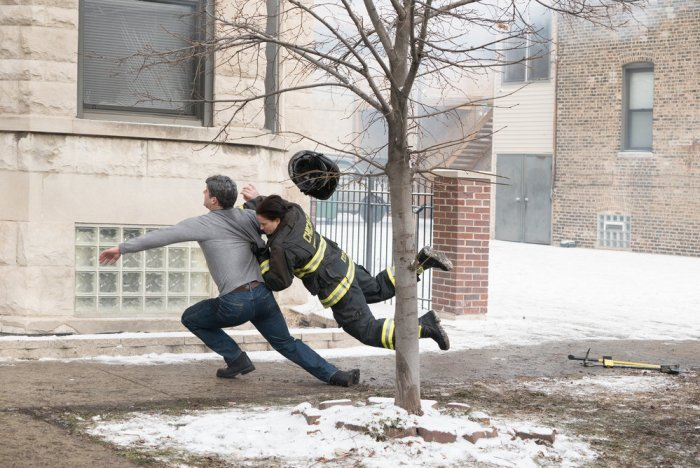 "CHICAGO FIRE -- ""Bad For The Soul"" Episode 415 -- Pictured: -- (Photo by: Elizabeth Morris/NBC)"