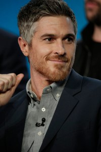 "NBCUNIVERSAL EVENTS -- NBCUniversal Press Tour, January 2016 -- NBC's ""Heartbeat"" Session -- Pictured: Dave Annable -- (Photo by: Chris Haston/NBCUniversal)"