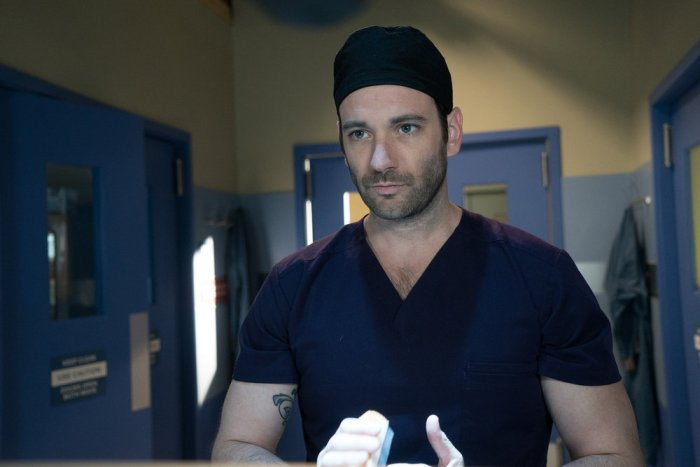 """CHICAGO MED -- """"Disorder"""" Episode 116 -- Pictured: Colin Donnell as Dr. Connor Rhodes -- (Photo by: Elizabeth Sisson/NBC)"""