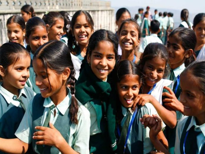girl's education in Bombay