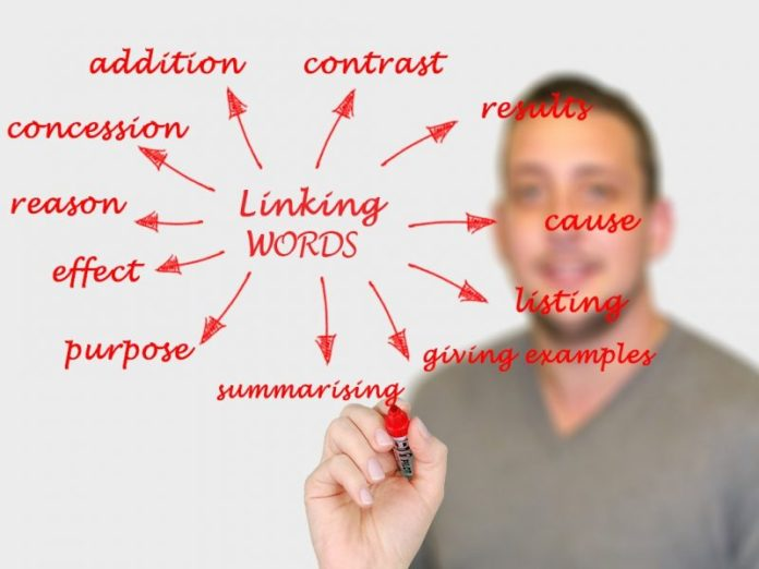 Linking words