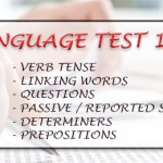 language test 10
