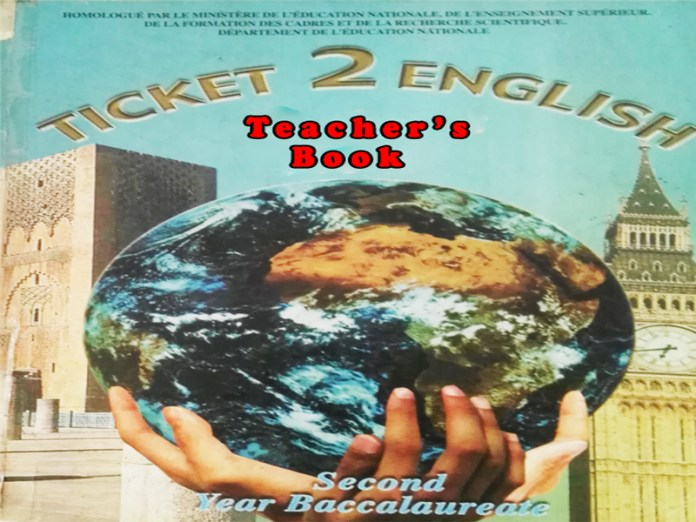 Ticket 2 English 2 teacher book