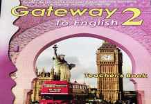 Gateway To English 2 teacher bookk