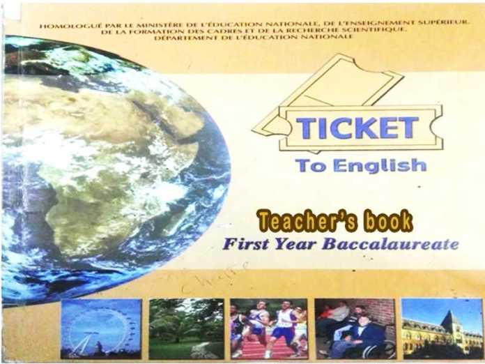 Ticket To English 1 teacher's book