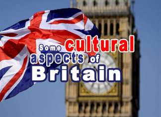 Some cultural aspects of Britain