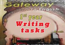 Gateway to English 1 Writing