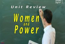 Unit women and power review