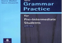 Longman Grammar Practice for Pre-intermediate Students