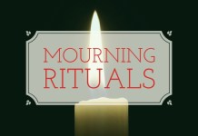 Mourning Rituals