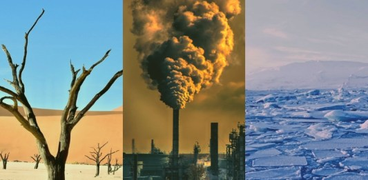 English Test with Answers: Global Warming