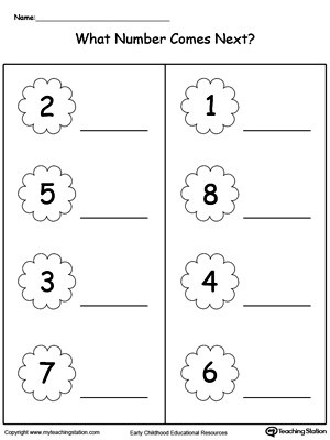 Early Childhood Position and Direction Worksheets