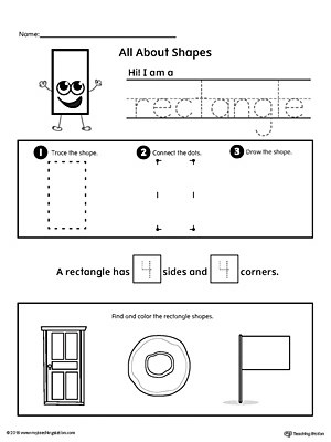 All About Rectangle Shapes