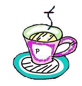 tea cupp - P