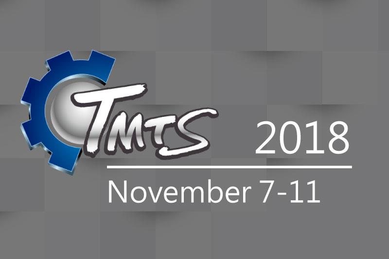 TMTS 2018 - MYTECH | 首鑽精密機械有限公司