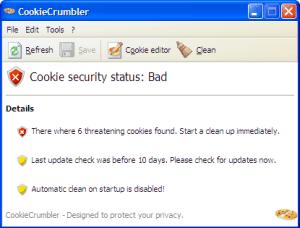 CookieCrumbler