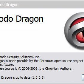 comodo dragon browser software free download