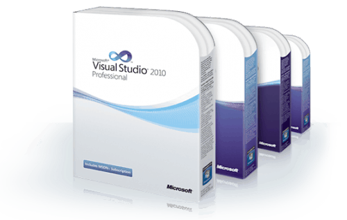 visual studio 2010 boxshot