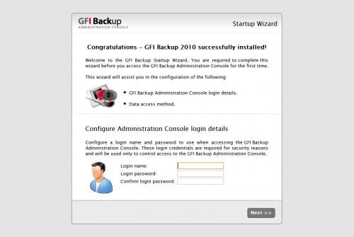 GFI Backup