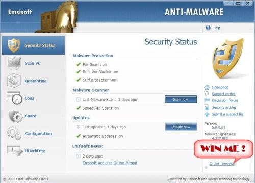 Emsisoft Anti-Malware Giveaway