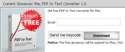 Simpo PDF to Text Converter for Mac