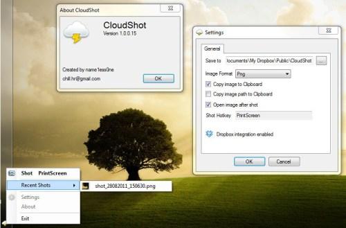 CloudShot