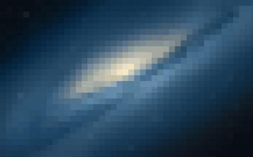 mountain lion pixel