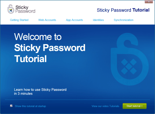 Sticky Password Premium Tutorial