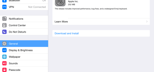 Download iOS 8.3 Update