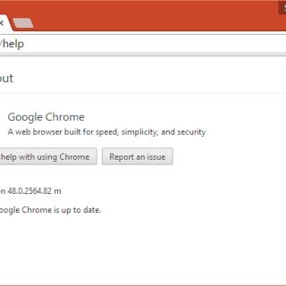 Chrome 48